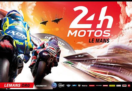 第44回ル・マン24時間レース(24 Heures Motos)