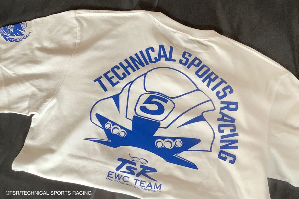 EWC Tシャツ・ホワイト