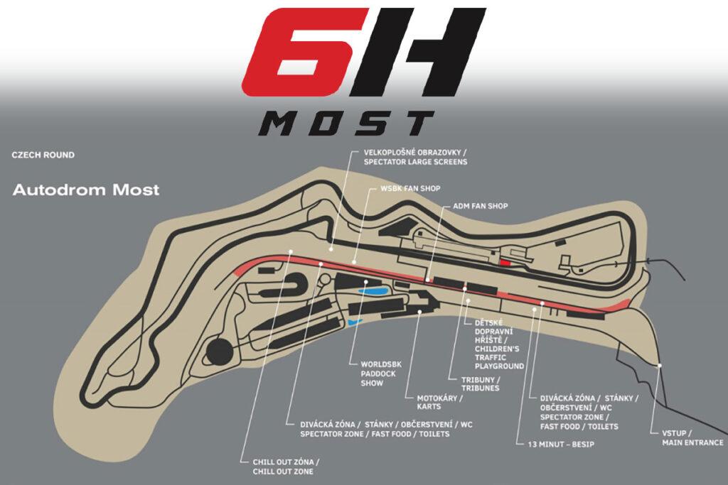モスト6時間耐久レース
